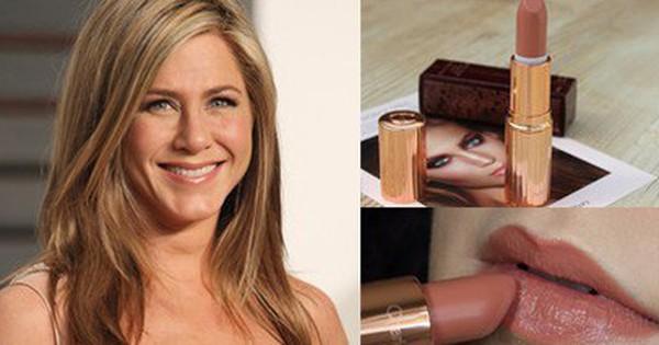 Từ son môi đến kem chống nắng, mỹ phẩm của Jennifer Aniston toàn đồ chỉ khoảng 700 ngàn