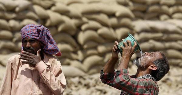 Cảnh báo nắng nóng cực điểm lên tới 47 độ C tại Ấn Độ