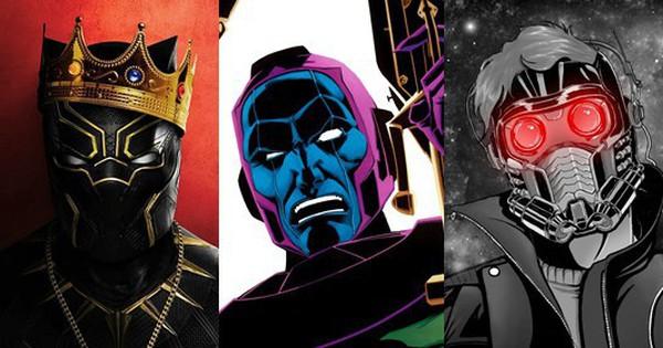 """13 vị vua """"bá đạo"""" nhất trong thế giới truyện tranh Marvel"""