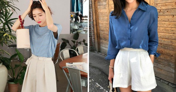 """""""Quần shorts của mẹ"""" – mốt quần mới năm nay đảm bảo mặc mát và hoàn toàn có thể diện tới sở làm"""