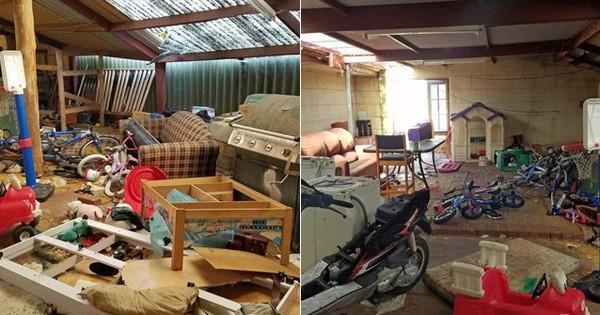 Chủ nhà bức xúc vì mất 500 triệu để sửa sang sau khi người thuê bùng tiền, trộm đồ đạc, để lại hàng tấn rác thải