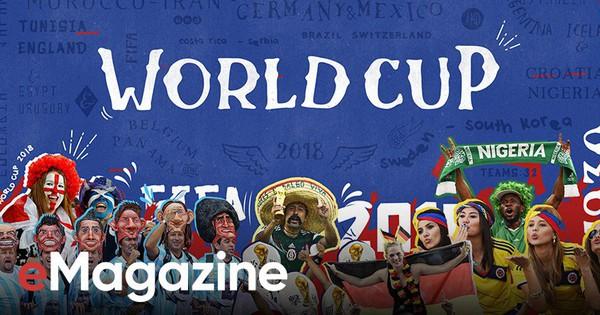 World Cup 2018 chính thức bắt đầu: Khi trái bóng lăn kéo những trái tim sát lại