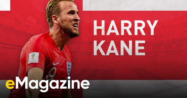 Harry Kane: Bài học về thất bại ở tuổi lên 8 và nỗ lực phi thường để trở thành người hùng của nước Anh