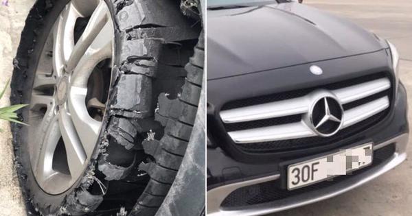 Tài xế cứu hộ đăng đàn tố bị khách đi Mercedes bùng 2,3 triệu đồng: Thay lốp xe xong là chạy mất hút, gọi điện thì khất lần