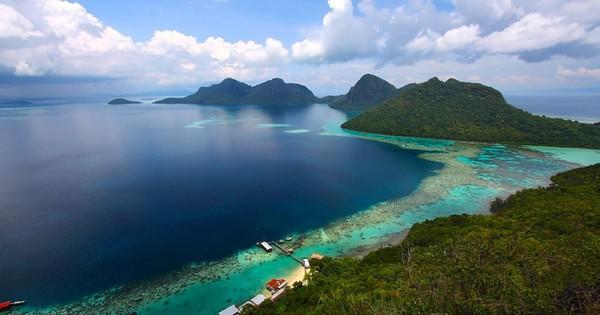 """Hè này muốn """"detox"""" cho tâm hồn thì không thể bỏ qua thiên đường biển đảo Kota Kinabalu"""