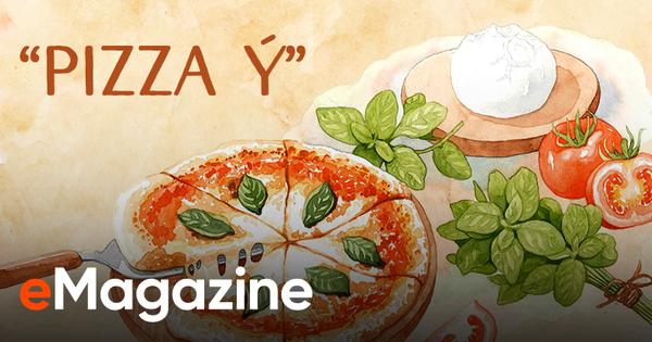 """Dù thế giới có đảo điên, người Ý vẫn chỉ có một """"Pizza"""" - thứ pizza được nướng từ lò củi"""