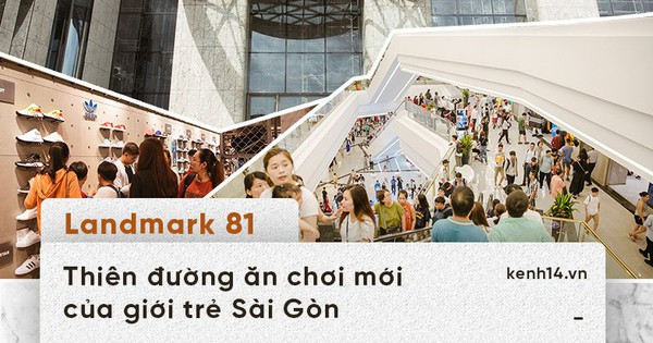 10 lí do khiến Landmark 81 chắc chắn sẽ trở thành thiên đường ăn chơi mới của giới trẻ Sài Gòn