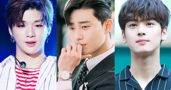 Park Seo Joon Surpassed The Amateur To Rise To No 1 Only Two Men