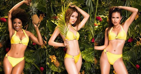 Thí sinh Miss Supranational Vietnam 2018 thả dáng nóng bỏng trong bộ ảnh bikini