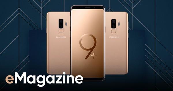 Samsung - người thổi hồn cho thế giới smartphone bằng sắc màu thịnh vượng