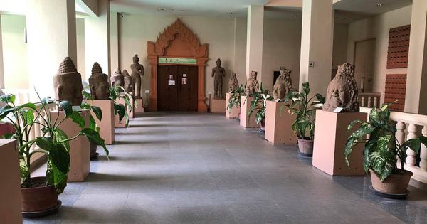 Angkor National Museum – Điểm dừng chân không nên bỏ lỡ?