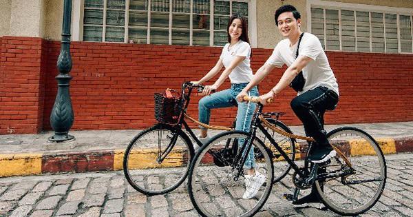 Cùng Quang Vinh, Diễm My 9X đạp xe khám phá thủ đô Manila, Philippines