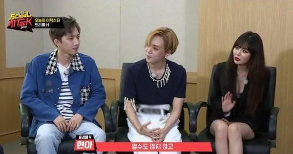"""Hyuna """"đính chính"""" khi bạn trai bị thắc mắc về vẻ bề ngoài trông như… đang bị bệnh"""