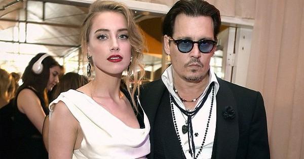 """Chuyện thật như đùa: Johnny Depp tố vợ cũ Amber Heard để lại """"chất thải tế nhị"""" trên giường của họ"""