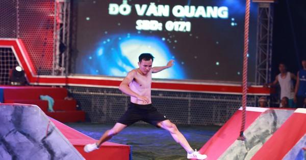Không giới hạn – Sasuke Việt Nam: Sự quyết tâm của anh thợ nhôm kính