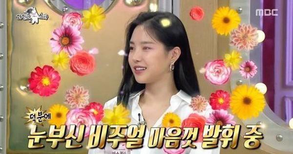 Lại bị hỏi về tin phẫu thuật thẩm mỹ, đây là câu trả lời của Naeun (A Pink)!
