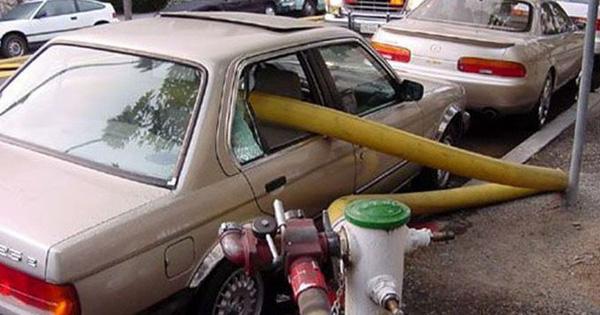 Những cái kết đắng ngắt của chủ xe vì lỡ đậu xế hộp cạnh các điểm cấp nước chữa cháy