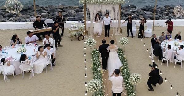 Cuối cùng hình ảnh trong lễ đính hôn của Nhã Phương và Trường Giang cũng đã rò rỉ!