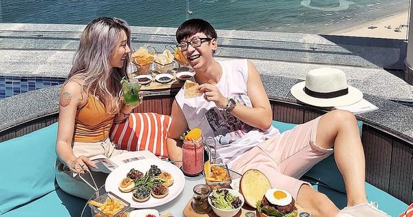Đến Đà Nẵng, ngỡ ngàng khung cảnh hẹn hò đẹp như giữa trời Âu