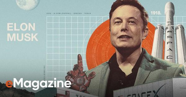 Từ phía sau lưng ông chủ của SpaceX và Tesla: Bạn sẽ chết như một siêu anh hùng hay sống đủ lâu để thấy mình trở thành Elon Musk?