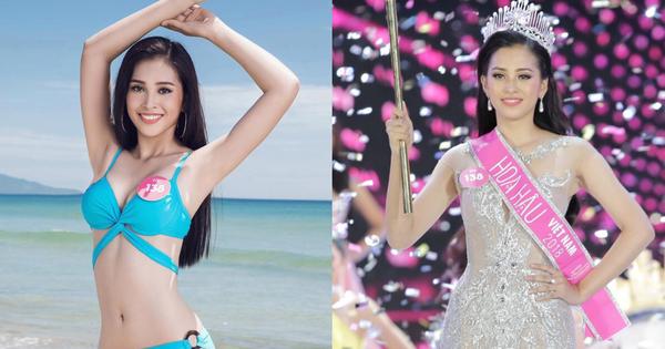 Hành trình nhan sắc của Trần Tiểu Vy toả sáng đến ngôi vị Hoa hậu Việt Nam 2018