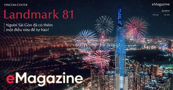 Nhờ có Landmark 81 mà kể từ nay, người Sài Gòn đã có thêm một điều nữa để tự hào!