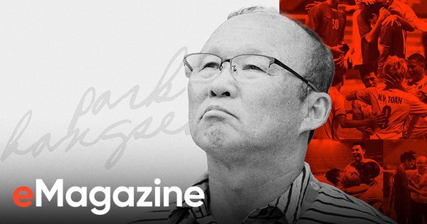 Những câu chuyện về Park Hang-seo, người HLV, người thầy, người bạn và người cha của Olympic Việt Nam