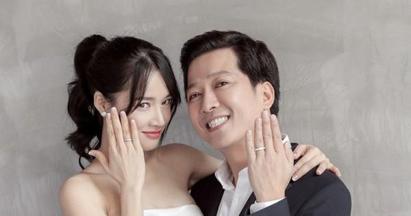 Nhã Phương – Trường Giang tung toàn bộ ảnh cưới tuyệt đẹp