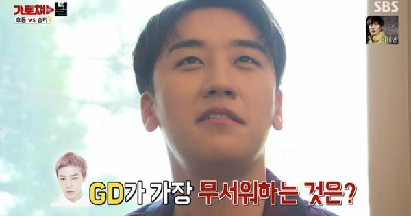 Hóa ra nỗi sợ của G-Dragon là bị em út Seungri… vượt mặt!