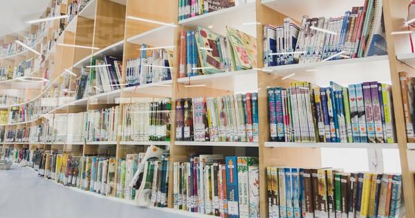 """Thư viện thông minh đầu tiên dành cho thiếu nhi ở TP.HCM: Đẹp như sân chơi, có cả ngàn đầu sách và lên hình siêu """"ảo"""""""