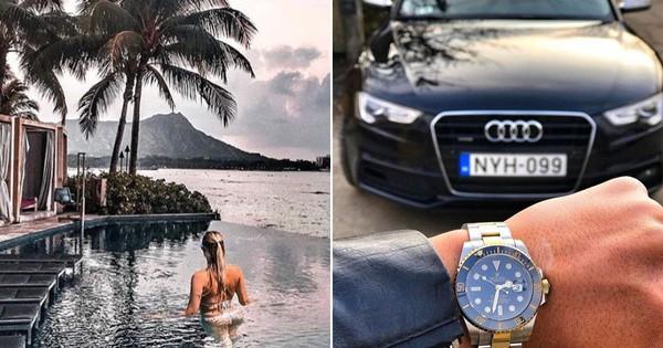 Loá mắt với cuộc sống của hội Rich Kid Budapest trên Instagram