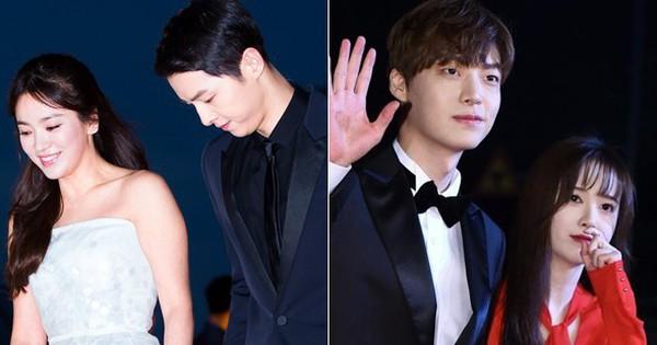 5 cặp đôi màn ảnh Hàn khiến công chúng ngỡ ngàng nhất khi xác nhận hẹn hò