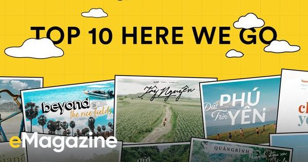 Cùng top 10 Here We Go đi, để thấy Việt Nam xinh đẹp đến nhường nào