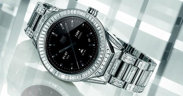 Đây là chiếc đồng hồ thông minh đắt nhất thế giới, giá gần bằng 150 iPhone X