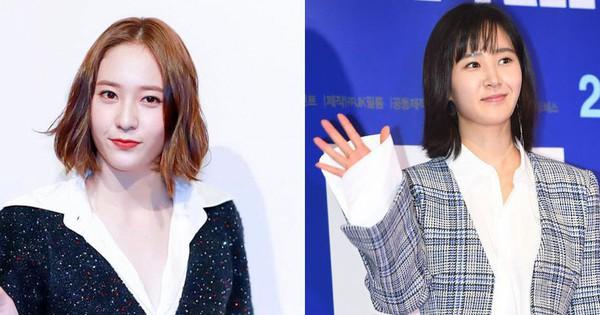 Sao Hàn cắt tóc ngắn không phải lúc nào cũng đẹp mĩ miều và đây là những minh chứng rõ nhất