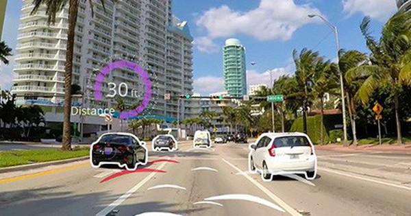 Công nghệ radar ''cổ lỗ'' của những năm 1960 sẽ được đưa vào xe tự lái của thời đại này