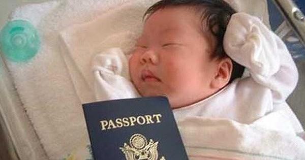 Du lịch sinh con tại Mỹ – ngành kinh doanh béo bở của các hãng môi giới Nga