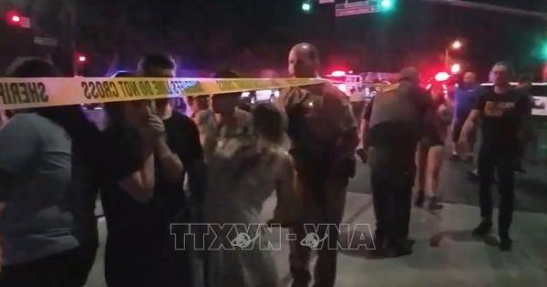 Lại xảy ra xả súng gần trường học ở Mỹ, nam học sinh 18 tuổi tử vong
