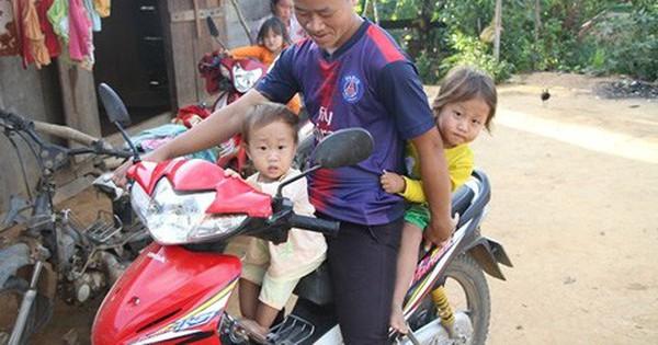 Kỳ lạ thôn nghìn người dân không có CMND, hàng trăm xe máy không chính chủ