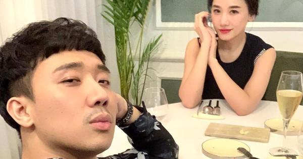 Trấn Thành và Hari Won kỷ niệm 3 năm yêu: Chàng khoe ảnh ngọt ngào, nàng hạnh phúc nhắn nhủ