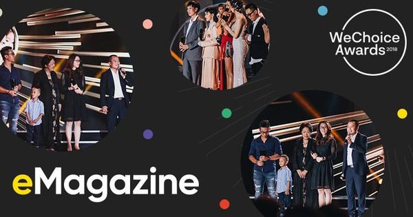 WeChoice Awards: Hành trình đẹp đẽ từ những giấc mơ