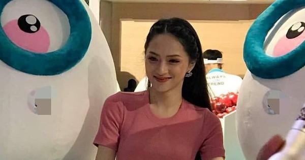 Bị chụp lén, Hoa hậu Hương Giang vẫn gây chú ý với nhan sắc không thua gì đã qua photoshop