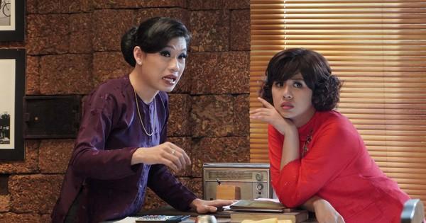 Duy Khánh và Quang Trung rủ nhau làm 2 bà cô vừa già vừa ế vừa khó tính trong web drama