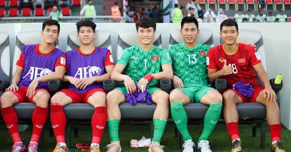 Không ra sân thi đấu, Tiến Dũng, Đức Chinh vẫn bị kiểm tra doping