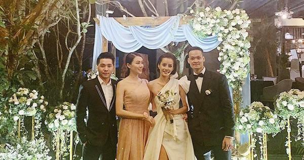 Nối gót Lê Hà, Kim Chi (The Face) cũng lên xe hoa về nhà chồng: Đám cưới kín tiếng nhưng có nhân vật đặc biệt này!