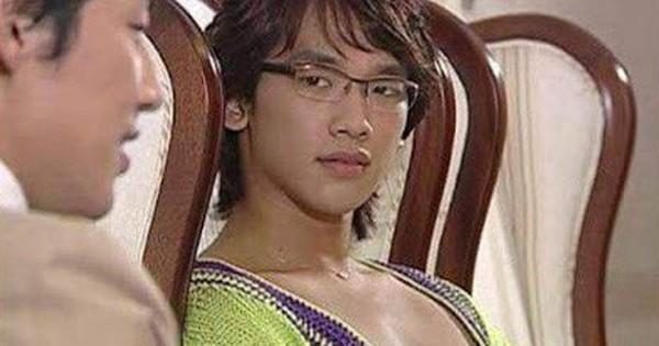Dân mạng lục lại một thời đen tối của thời trang Hàn Quốc: Bi Rain mặc áo xẻ ngực sâu hơn cả chị em