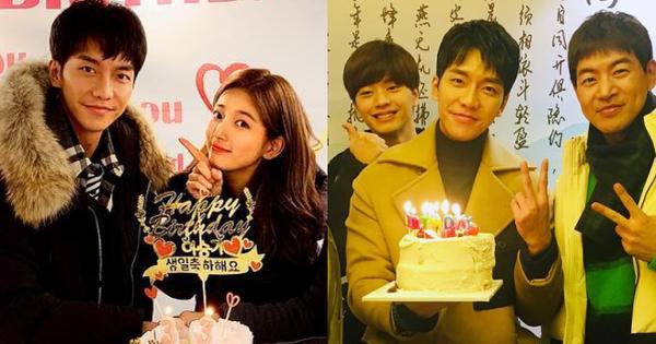 Lee Seung Gi đón sinh nhật tại phim trường bom tấn 500 tỉ, đặc biệt Suzy, Sungjae và dàn sao đình đám góp mặt