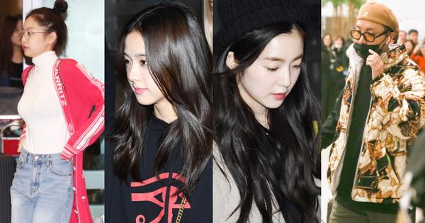 Màn đọ sắc siêu khủng: Jennie chiếm spotlight của 2 nữ thần Jisoo, Irene nhờ vòng 1 khủng, BTS khoe style cực chất