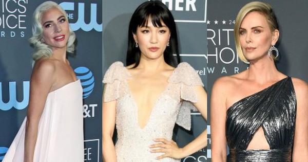 Lộng lẫy và sang chảnh trên thảm xanh, Lady Gaga và dàn sao Crazy Rich Asians lại đều lu mờ vì một nữ thần sắc đẹp