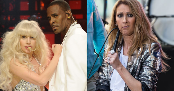 Sau Lady Gaga, đến lượt Celine Dion ''xử tử'' không thương tiếc ca khúc hợp tác với R.Kelly